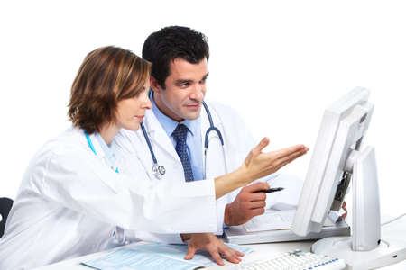 Medical doctors. Stock Photo - 10857126