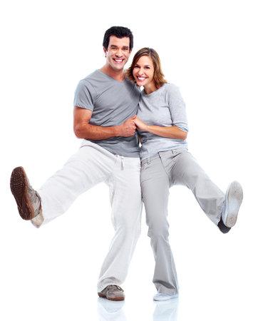 Happy couple. photo
