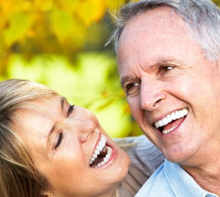 Happy couple. Stock Photo - 10857186