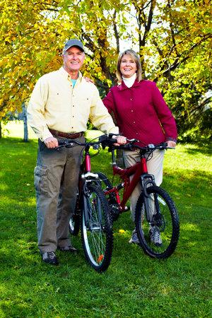 Senior couple. photo