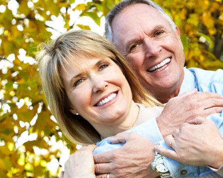 Happy couple. Stock Photo - 10857261