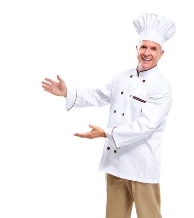 Cocinero. Foto de archivo - 10857310