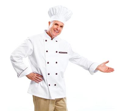 Chef de cuisine.