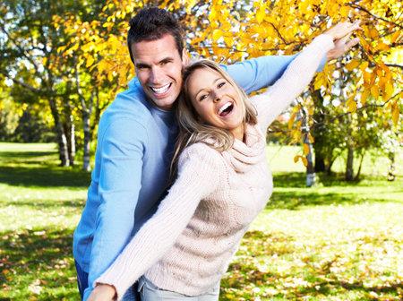 happyness: Happy couple.