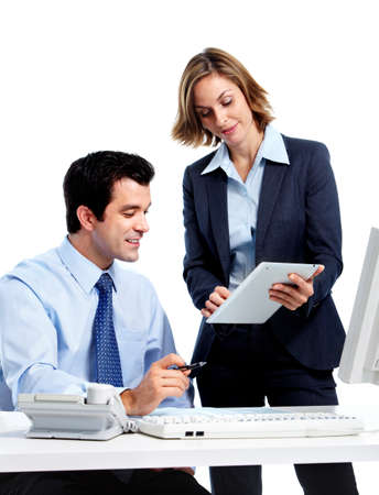 Business people team. Stock Photo - 10944643