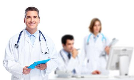 Doctor en medicina.