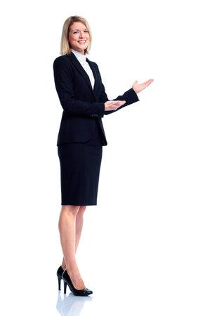 Donna d'affari professionale