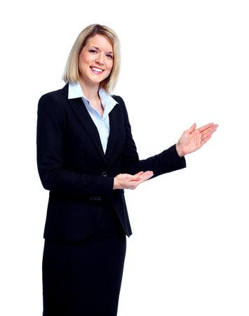 Professional business woman. Banco de Imagens