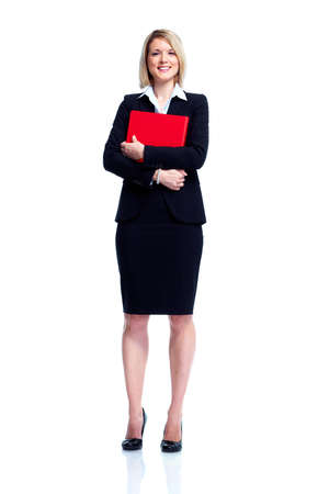Professional business woman. photo