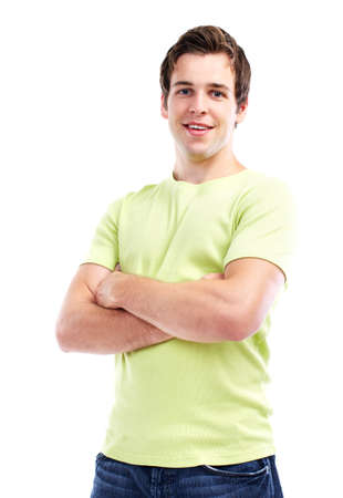 Young man. Stock Photo - 11070737