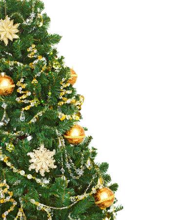 Christmas tree. photo