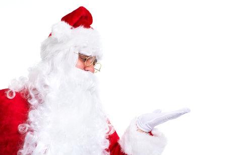 papa noel: Santa Claus. Stock Photo