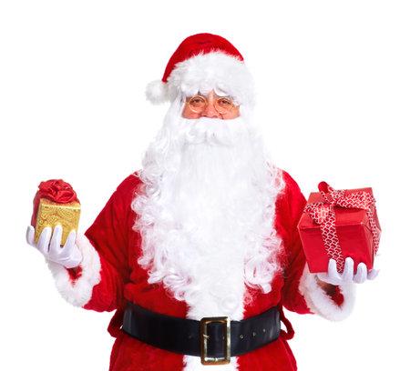 weihnachtsmann lustig: Santa Claus. Lizenzfreie Bilder