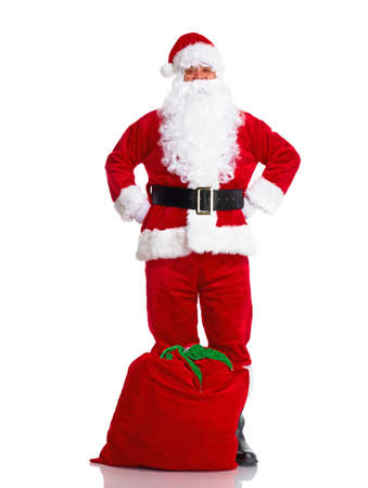 saint nick: Santa Claus. Stock Photo