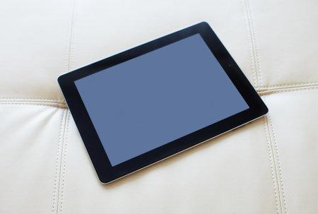 Tablet computer. 版權商用圖片