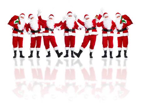 santa clause: Santa Claus group.