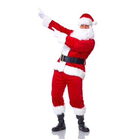 st nick: Santa Claus. Stock Photo