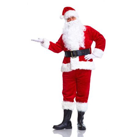 Santa Claus. Foto de archivo
