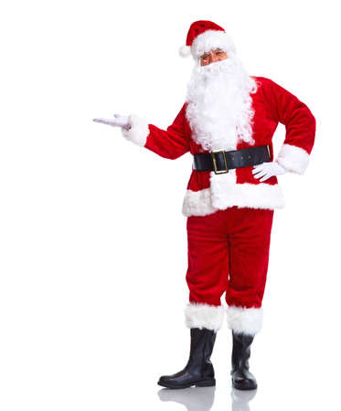 santa clause: Santa Claus. Stock Photo