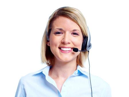Call center operator. Zdjęcie Seryjne - 11182667