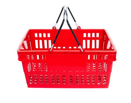 shopping cart: Shopping basket.
