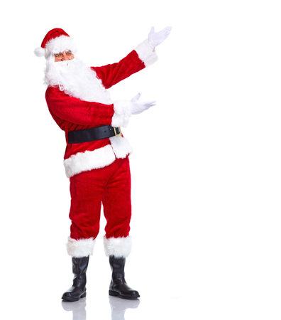 st claus: Santa Claus. Stock Photo