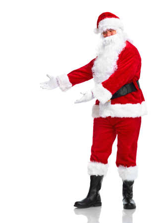 christmas santa: Santa Claus. Stock Photo