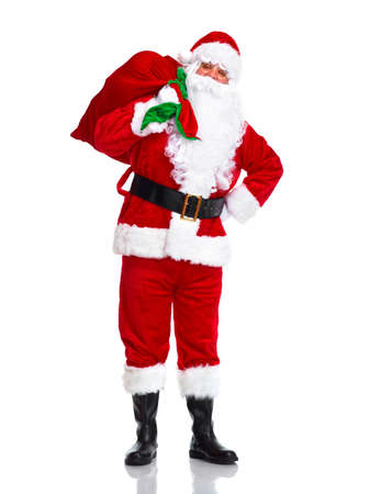 Santa Claus. Stock Photo