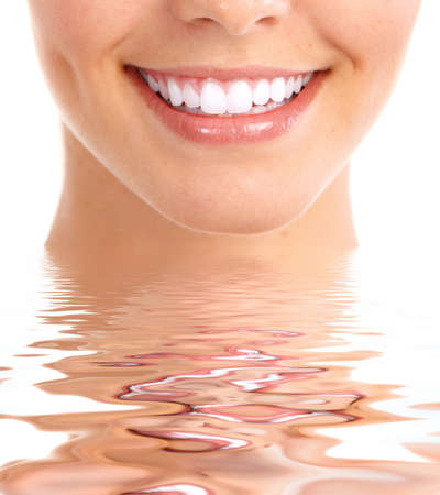 Smile and healthy teeth. Stock Photo - 11292579