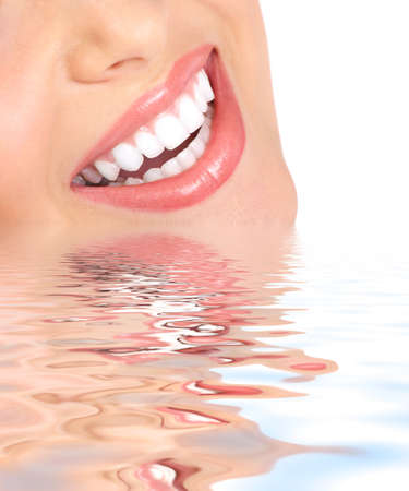 Smile and healthy teeth. Stock Photo - 11292584