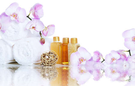 Spa massage background. 写真素材