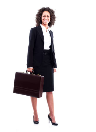 Accountant business woman. photo