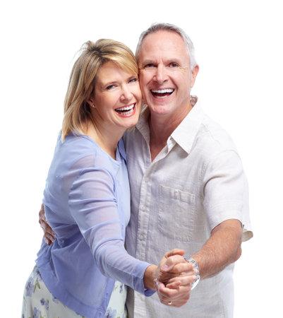 Senior couple in love. Stock Photo - 11454647