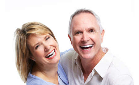 Senior couple in love. Stock Photo - 11454488