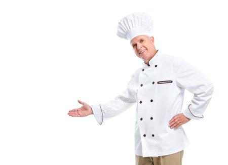Chef man. photo