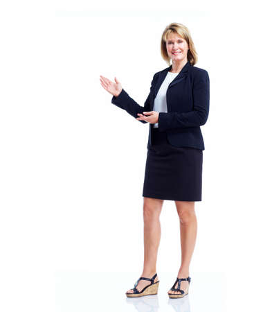 Executive business woman. Stock Photo - 11456462