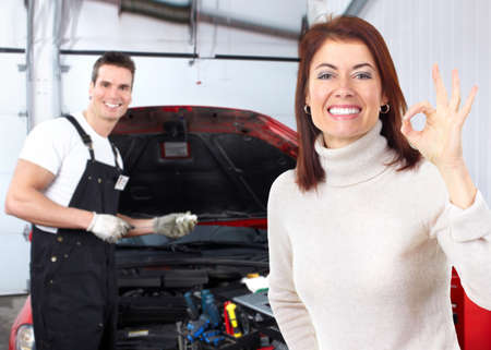 Auto repair.