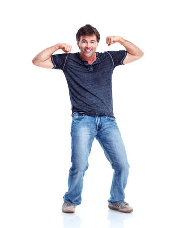Happy man. Stock Photo - 11468495