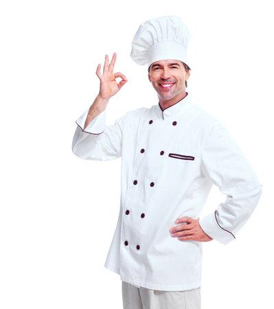 cocinero: Joven chef profesional.