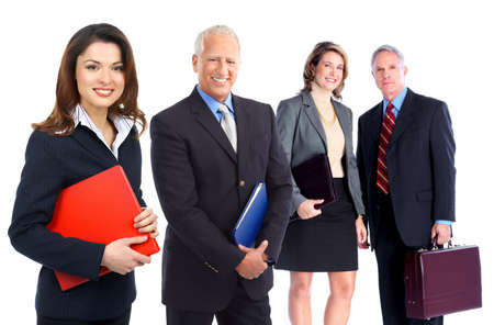 Business people team. Imagens
