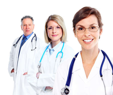 Family doctor. photo
