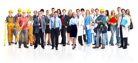 ouvrier: Groupe de travailleurs industriels.