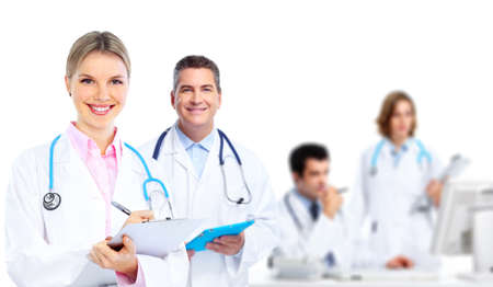Medical doctors group. Stock Photo - 11478625