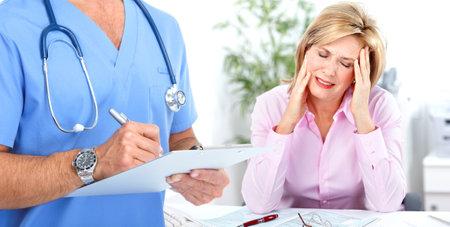 psychologist: Doctor psychiatrist and patient.