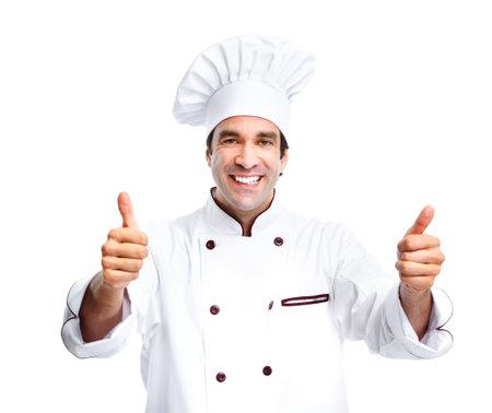 cocineras: Hombre chef.