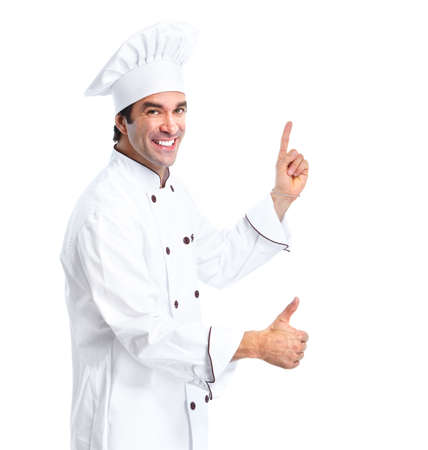 Chef man. photo
