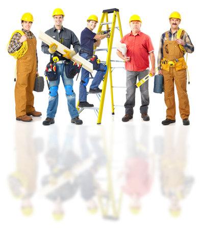 industrial: Industrial workers group.