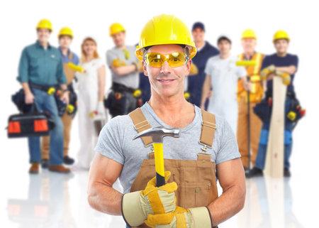 mecanica industrial: Los trabajadores del grupo industrial.