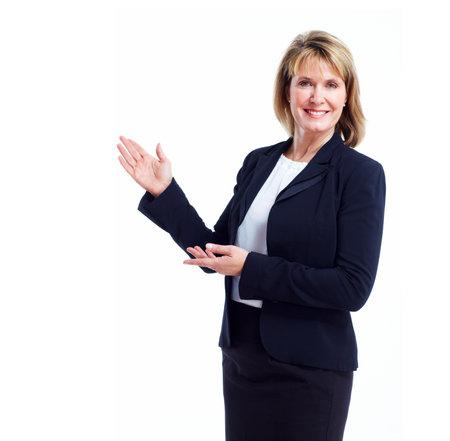 Femme d'affaires exécutif. Banque d'images