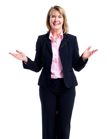 Femme d'affaires exécutif.